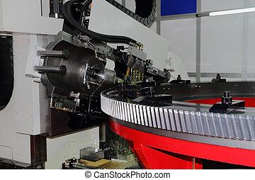 工具, 機器, cnc