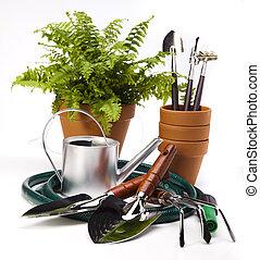 工具, 花園, 靴子