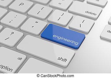 工学, ボタン
