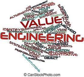 工学, 値