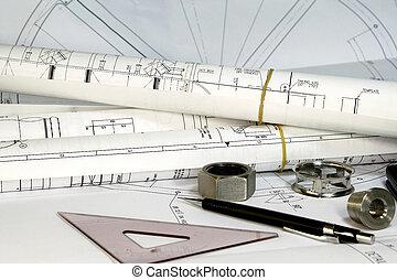 工学, 道具, 図画