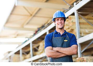 工業労働者, 若い