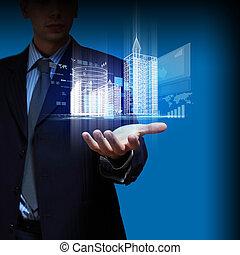 工程, 自动化, 建筑物设计