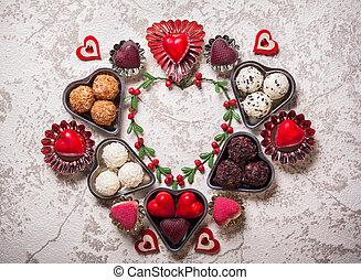 巧克力, 為, 情人節