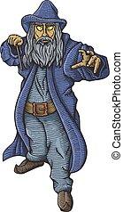 巫術師, 咒語, 鑄件