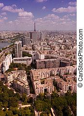 巴黎, 结束, 察看