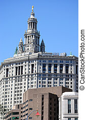 市の, 建物