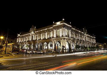 市の, precidense, 中に, グアダラハラ