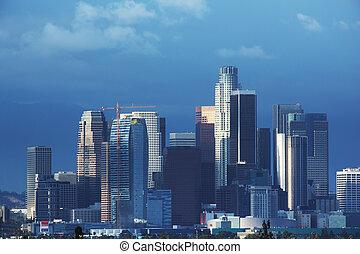 市区洛杉矶