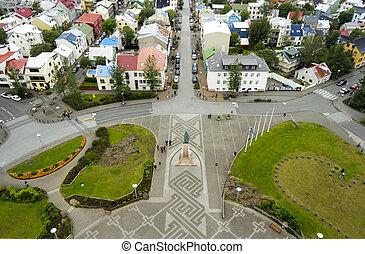 市區,  Reykjavik, 冰島