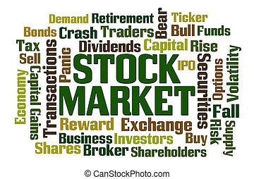 市場, 株