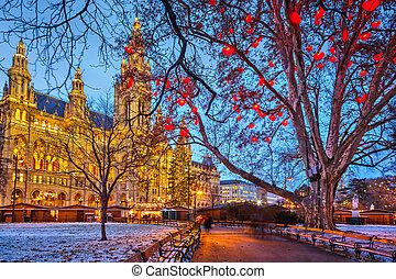 市庁舎, ウィーン
