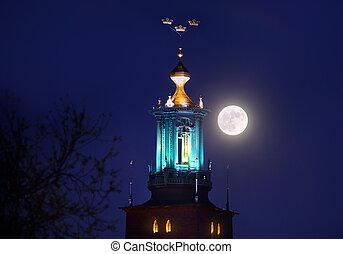 市役所, ストックホルム