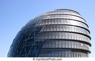 市役所, ロンドン