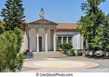 市政廳, 在, 村莊, 上, 塞浦路斯