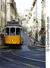 市街電車, リスボン, 28, ポルトガル