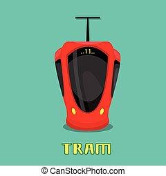 市街電車, 都市, 現代, 公共の輸送