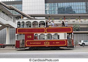 市街電車, hk, 2016, 古典である