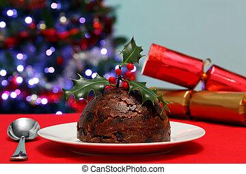 布丁, 聖誕節