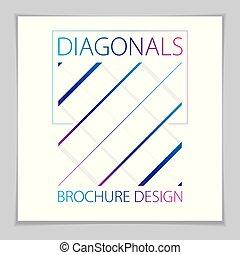布局, 海報, 背景。, 圖案, 摘要, 覆蓋, 招貼, 覆蓋, 矢量, 飛行物, minimalistic, 小冊子, 几何的旗子, design.