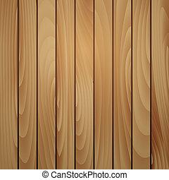 布朗, 木頭, 板條, 背景, 結構