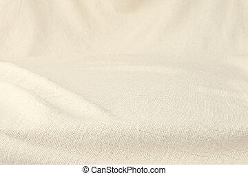 布, 抽象的, ひだのある布, バックグラウンド。
