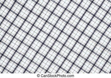 布, plaid の 生地, 背景