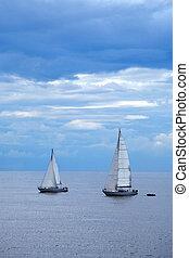 帆船, 瑞典