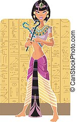 帝政ロシアの皇后, エジプト, ライト