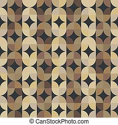 席紡地面, pattern., seamless, 幾何學