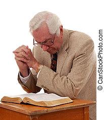 常常禱告, 研究