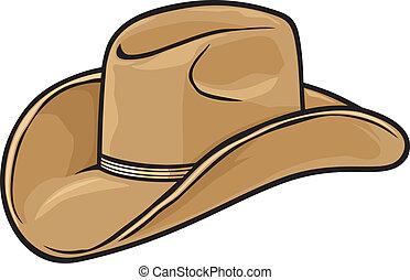 帽子, カウボーイ