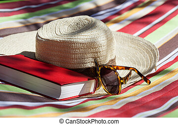 帽子, 夏