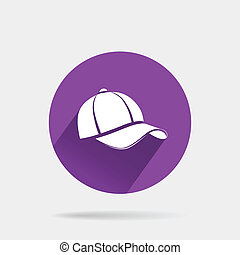 帽子, 棒球