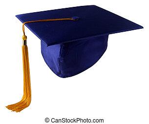 帽子, 毕业
