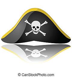 帽子, 海賊