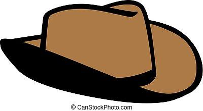帽子, 西部, 保安官