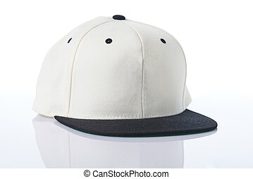 帽子, 野球, サイド光景