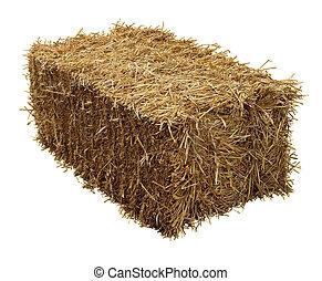 干し草の梱
