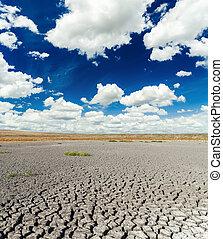 干ばつ, 世界的である, earth., 暖まること