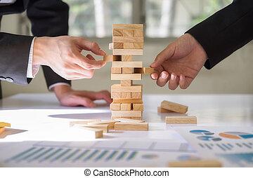 平になること, 概念, 危険, ビジネス戦略, idea.