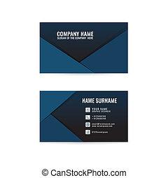 平ら, テンプレート, ビジネス, 単純である, ライト, 現代, ベクトル, ユーザー, 背景, インターフェイス, 白, カード