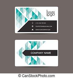 平ら, ビジネス, 単純である, ライト, 現代, ユーザー, テンプレート, インターフェイス, 新しい, カード