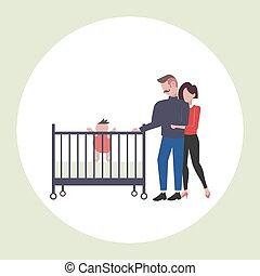 平ら, 概念, 親であること, 家族, 母, 父, カンニングしなさい, 遊び, 新生, ∥(彼・それ)ら∥, 長さ, フルである, 親, 一緒に, 子供, 赤ん坊, 楽しみ, 持つこと, 幸せ