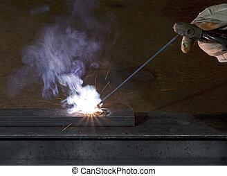 平和, 盗みをはたらきなさい, electro-weld