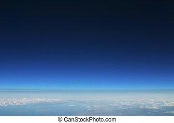 平流層, earth's