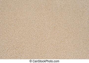 平野, 砂の質
