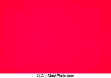 平野, 赤い背景