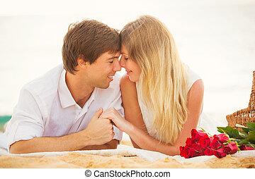 年輕夫婦, 在愛過程中