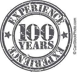 年, グランジ, 経験, 100